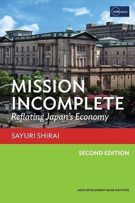 Mission Incomplete by Sayuri Shirai
