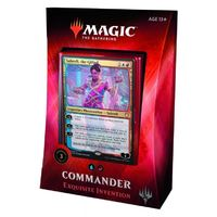Magic The Gathering: Commander 2018 Exquisite Invention image