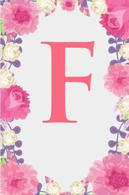 F by Dream Darling Journals