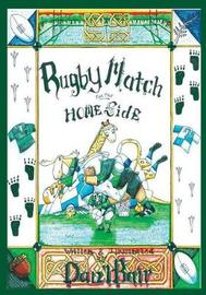 Rugby Match for the Home Side by Dan'l Bair image