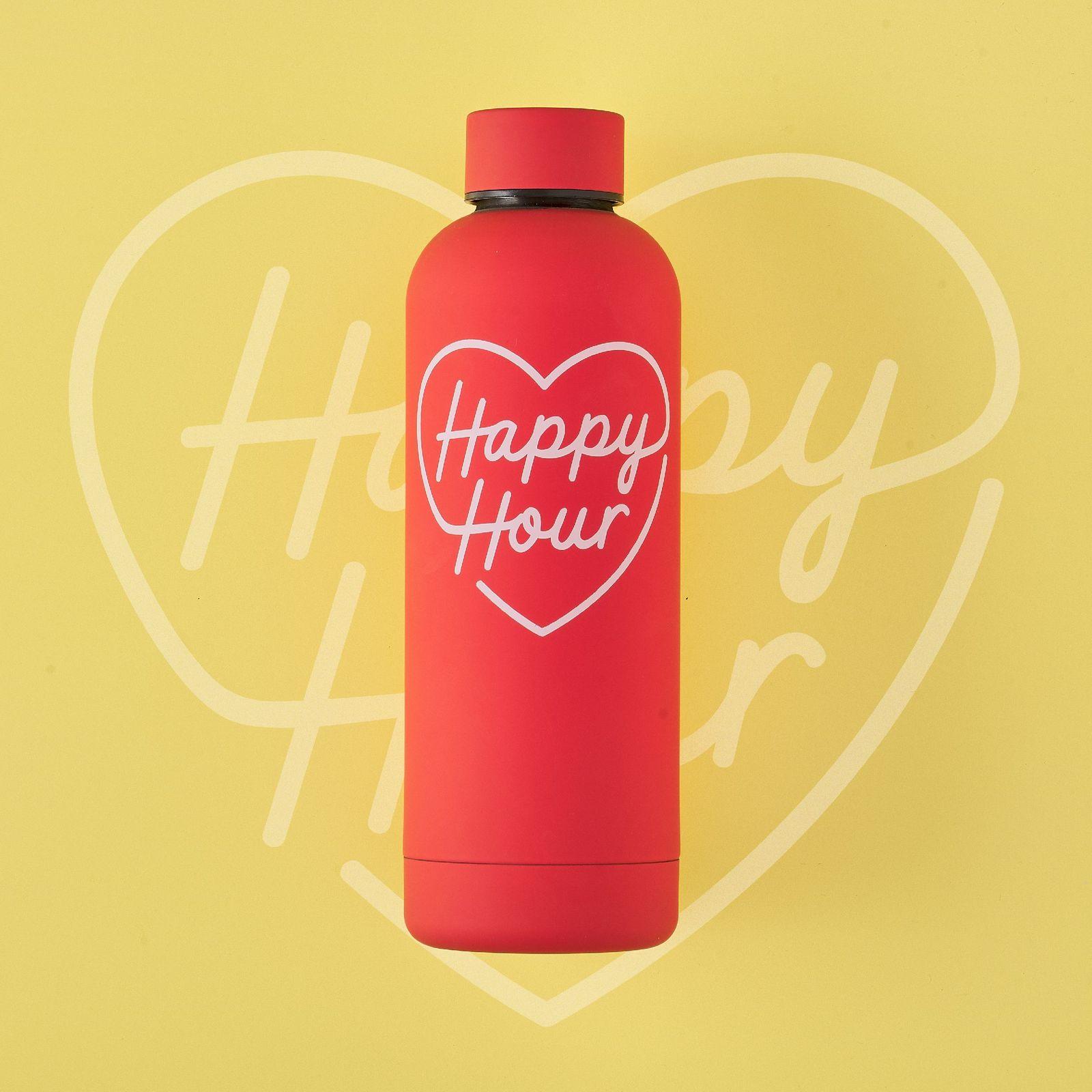 Yes Studio: Water Bottle - Happy Hour image