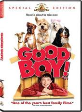 Good Boy! on DVD