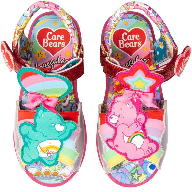 Irregular Choice x Care Bears: Caring Counts Youth Shoes Size - 27 EU