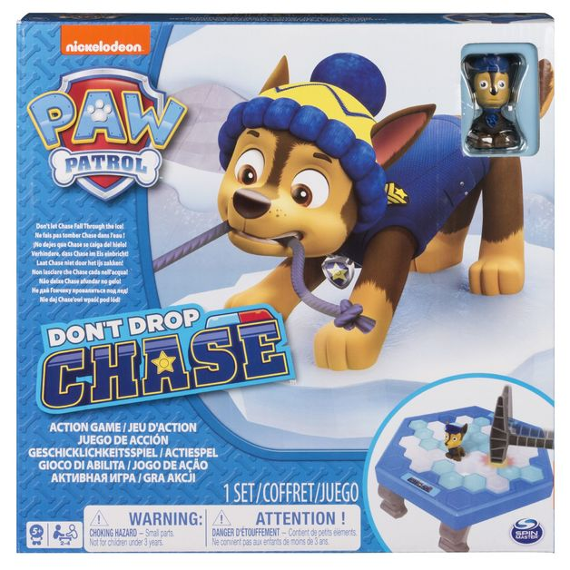 Paw Patrol: Don't drop Chase