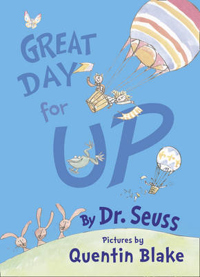 Great Day For Up by Dr Seuss image