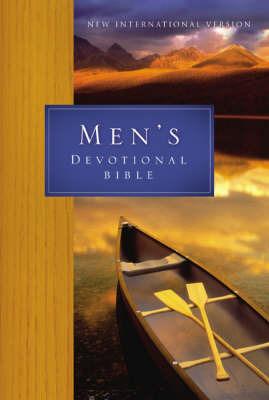 NIV Men's Devotional Bible image
