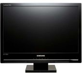 """Samsung 20"""" 2043BW 5ms wide Black LCD Monitor image"""