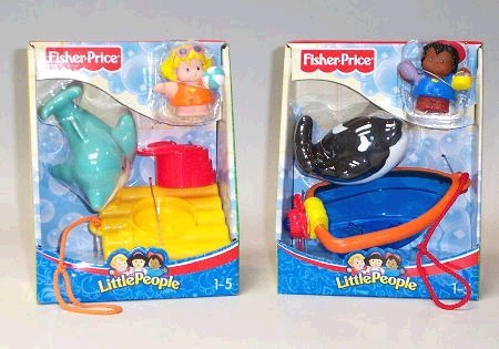 Fisher Price LP Tub Toy Assorted