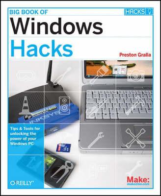 Big Book of Windows Hacks by Preston Gralla