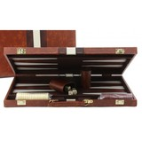"Backgammon 15"" Case - Brown Tan"