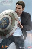 "Marvel Captain America and Steve Rogers 12"" Figure Set"