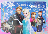 Disney Frozen 35 Piece Frame Tray Puzzle - The Power of Snow & Ice