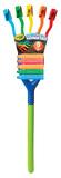 Crayola - Rainbow Rake with Chalk