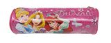 Disney Princess: Glitter Barrel Pencil Case