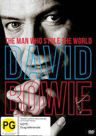 David Bowie: The Man Who Stole The World DVD