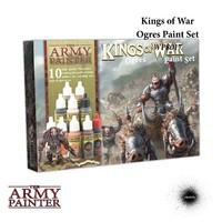 Army Painter Warpaints Kings of War Ogres Paint Set