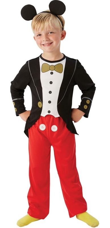 Disney: Mickey Mouse Tuxedo - (Medium)