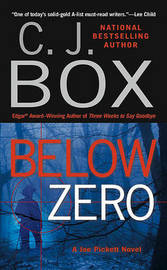 Below Zero by C.J. Box image