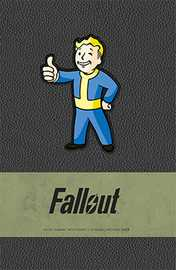 Fallout Hardcover Ruled Journal by Bethesda Softworks