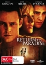 Return To Paradise on DVD