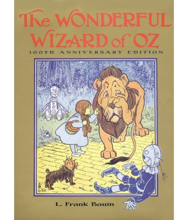 The Wonderful Wizard of Oz by L F Baum