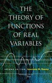 Theory of Functions of Real Variables by Lawrence M. Graves image