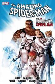 Spider-man: The Fantastic Spider-man by Dan Slott