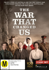 The War That Changed Us on DVD
