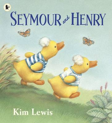 Seymour & Henry by Kim Lewis
