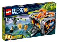 LEGO Nexo Knights: Axl's Rolling Arsenal (72006)
