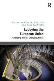 Lobbying the European Union image