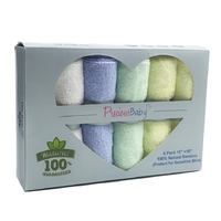 Precious Baby: Bamboo Wash Cloth - Multi