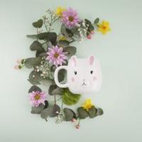 Bertie Bunny Mug