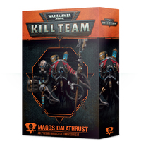 Warhammer 40,000: Kill Team Commander: Magos Dalathrust