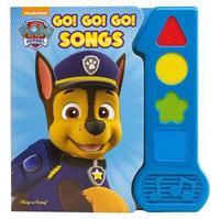 PAW Patrol Go Go Go Songs by PI Kids