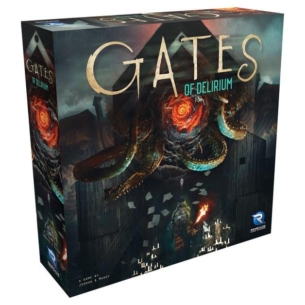 Gates of Delirium - Board Game