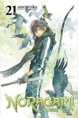 Noragami: Stray God 21 by Adachitoka
