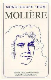 Monologues from Moliere by . Moliere image