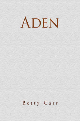 Aden by Betty Carr image
