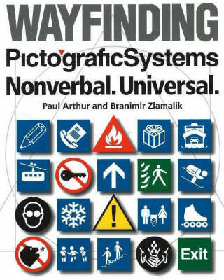 """Wayfinding """"PictograficSystems"""" by Paul Arthur"""