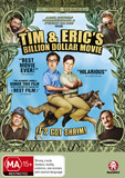 Tim & Eric's Billion Dollar Movie DVD