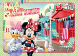 Minnie Mouse 35pc Frame Tray