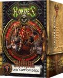 Hordes: Skorne Faction Deck 2016