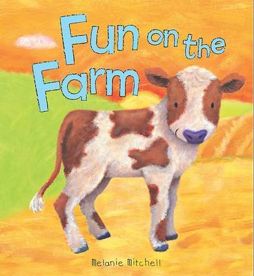 Padded Animal Board Book: Fun on the Farm