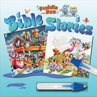 Puddle Pen Bible Stories by Juliet David