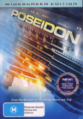 Poseidon (Single Disc) on DVD