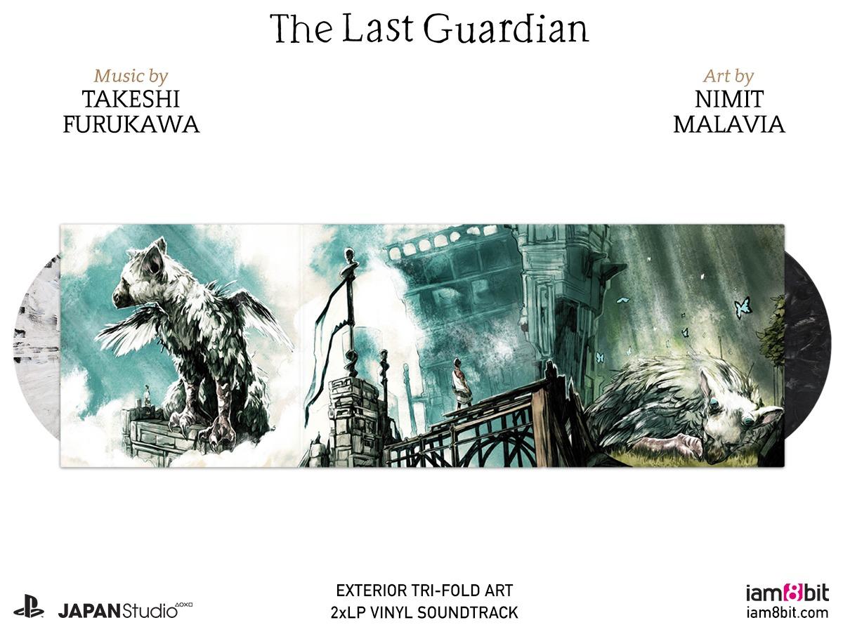 The Last Guardian Soundtrack (2LP) by Takeshi Furukawa image
