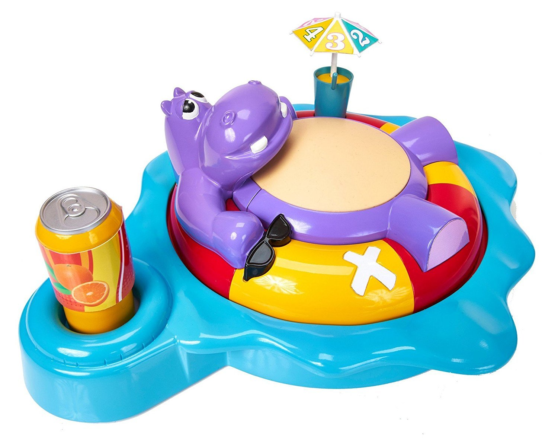 Tomy: Fizzy Dizzy Hippo - Children's Game image