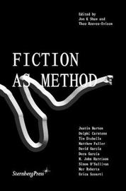 Fiction as Method by Jon K Shaw, Theo Reeves-Evison image