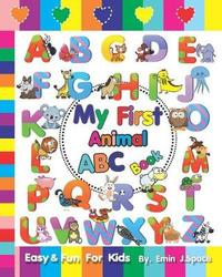 My First Animal ABC Book by Emin J Space